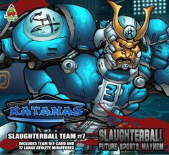 Slaughterball: Team Katanas