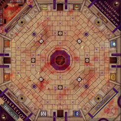 Slaughterball: Team Legion Arena – The Colosseum