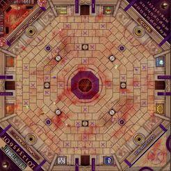 Slaughterball: Team Legion Arena – The Colosseum