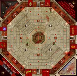 Slaughterball: Team Swords of Damocles Arena – Olympus