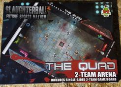 Slaughterball: The Quad Arena