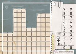 Small City: Player boards Expansion #1 – The Beach