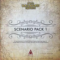 Small Railroad Empires: Scenario Pack 1