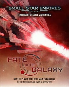 Small Star Empires: Fate of the Galaxy