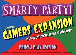 Smarty Party! Gamers' Expansion