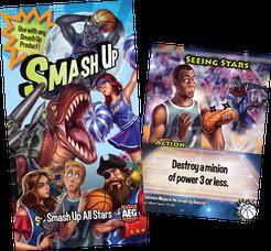 Smash Up: All Stars