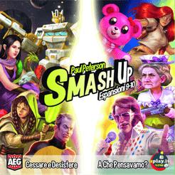 Smash Up: Cessare e Desistere & A Che Pensavamo?