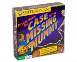 Smithsonian Mission Museum: Case of the Missing Mummy