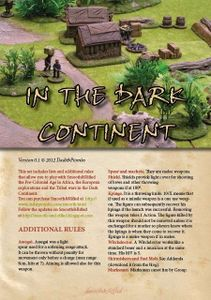 Smooth & Rifled: In the Dark Continent