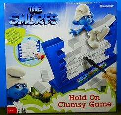 Smurfs Hold On Clumsy