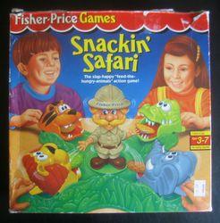 Snackin' Safari