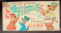 Snagglepuss:  Fun at the Picnic Game