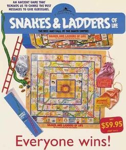 Snakes and Ladders of Life