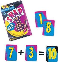 Snap It up Math: Addition and Subtraction