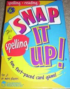 Snap It Up! Spelling