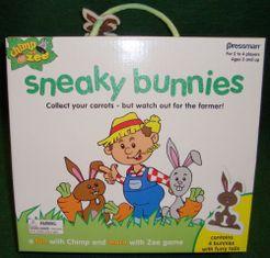 sneaky bunnies