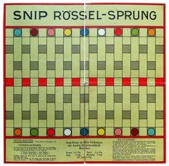 Snip Rössel-Sprung / Snip-Jagd
