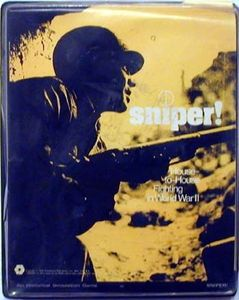 Sniper! (first edition)