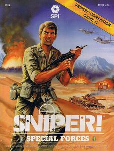 Sniper! Special Forces: Sniper! Companion Game #2