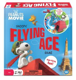 Snoopy Flying Ace Game