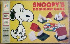 Snoopy's Doghouse Game