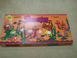 Snorks Adventure Board Game