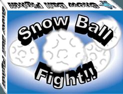Snow Ball Fight!!