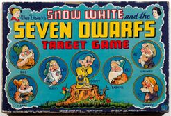 Snow White and the Seven Dwarfs Target Game