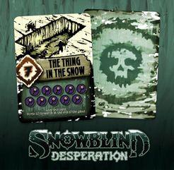 Snowblind: Desperation