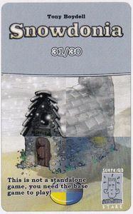 Snowdonia: Card 31 of 30