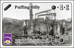 Snowdonia: Puffing Billy