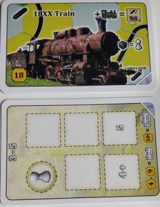Snowdonia: Share and Share Alike / 18XX Train
