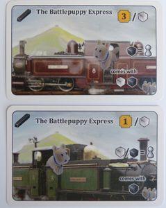 Snowdonia: The Battlepuppy Express