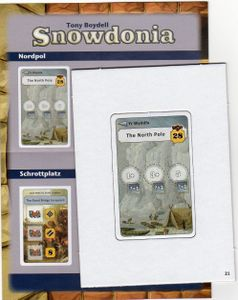 Snowdonia: The North Pole & The Great Bridge Scrapyard Promo Tile