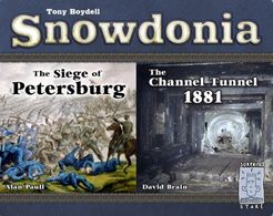 Snowdonia: The Siege of Petersburg / The Channel Tunnel 1881