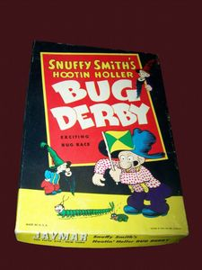 Snuffy Smith's Hootin Holler Bug Derby