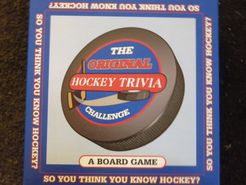 So You Think You Know Hockey?