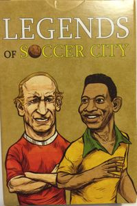 Soccer City: Legends of Soccer City