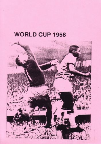 Soccer Replay: 1958 Sweden