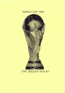 Soccer Replay: 1994 U.S.A.