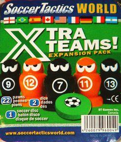 Soccer Tactics World: Xtra Teams