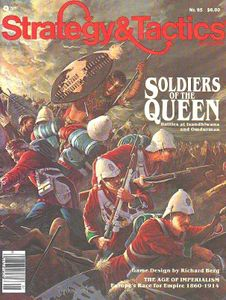 Soldiers of the Queen: Battles at Isandhlwana and Omdurman