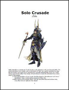 Solo Crusade