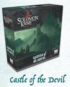 Solomon Kane: Castle of the Devil