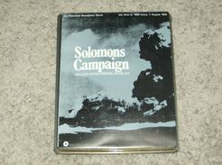 Solomons Campaign (first edition)