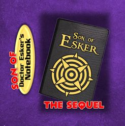 Son of Doctor Esker's Notebook