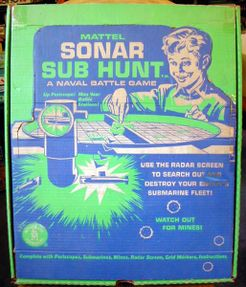 Sonar Sub Hunt