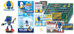 Sonic the Hedgehog: Battle Racers – Metal Sonic Boss Expansion
