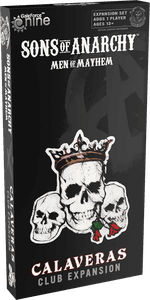 Sons of Anarchy: Men of Mayhem – Calaveras Club Expansion
