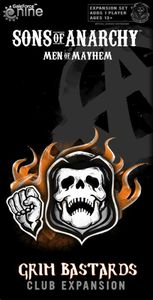 Sons of Anarchy: Men of Mayhem – Grim Bastards Club Expansion